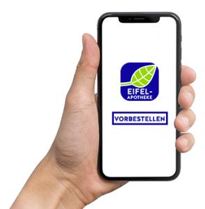 Eifel-Apotheke App Smarthone